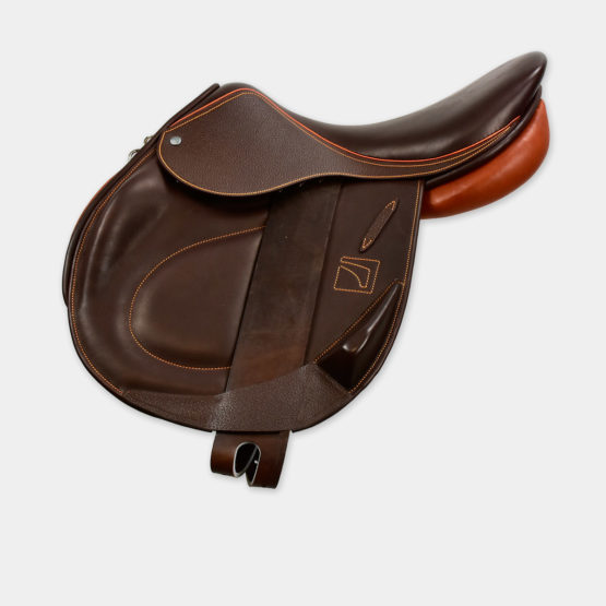 Eventing saddles