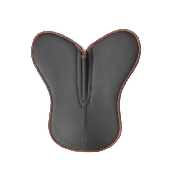 Amortisseur cuir à mousse mémoire de forme memory foam leather pad